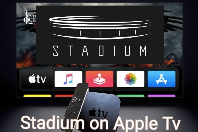 How to Install and Stream Stadium on Apple TV